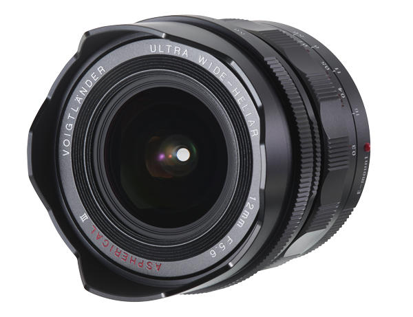 12 mm/1:5,6 Ultra Wide Heliar asph. III