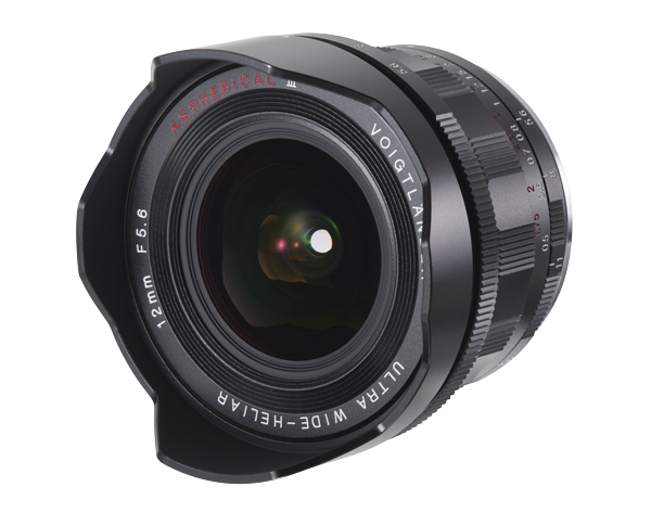 12mm/1:5.6 Ultra Wide Heliar aspherical III