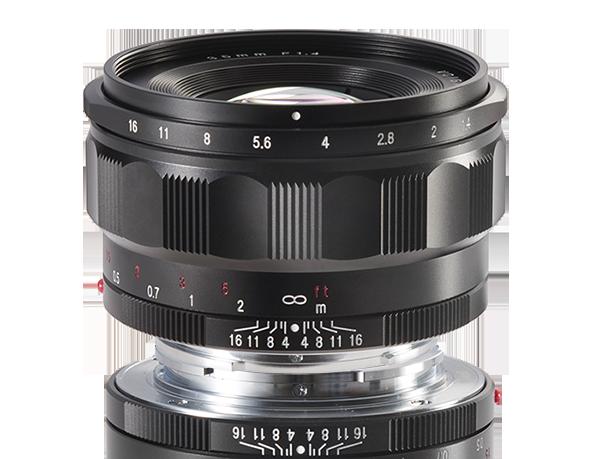Nokton 35mm f1.4 E-Mount