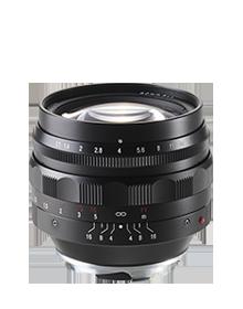 50 mm/1:1 Nokton