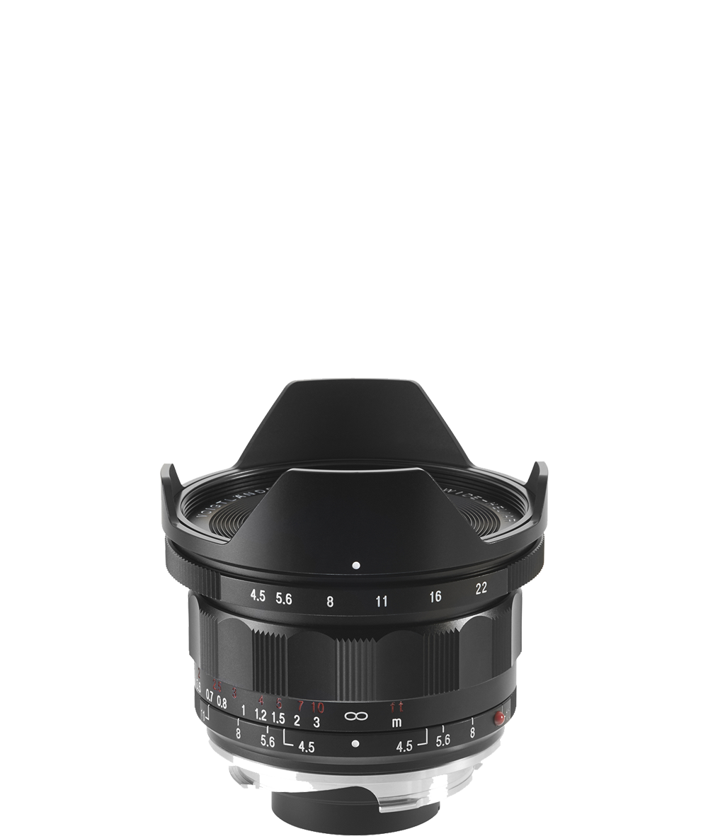 15 mm/1:4,5 Super Wide Heliar III