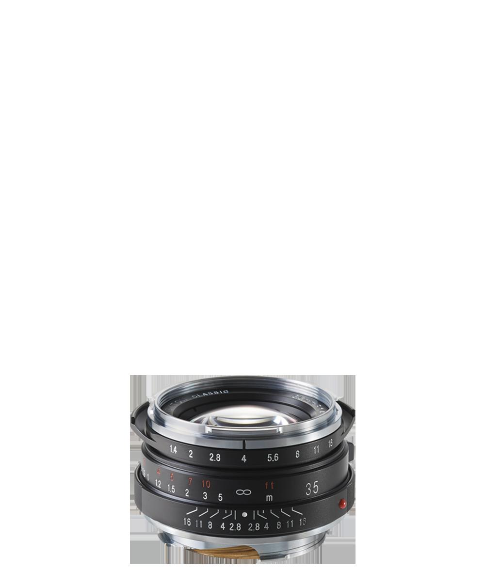 35 mm/1:1,4 Nokton II SC und MC