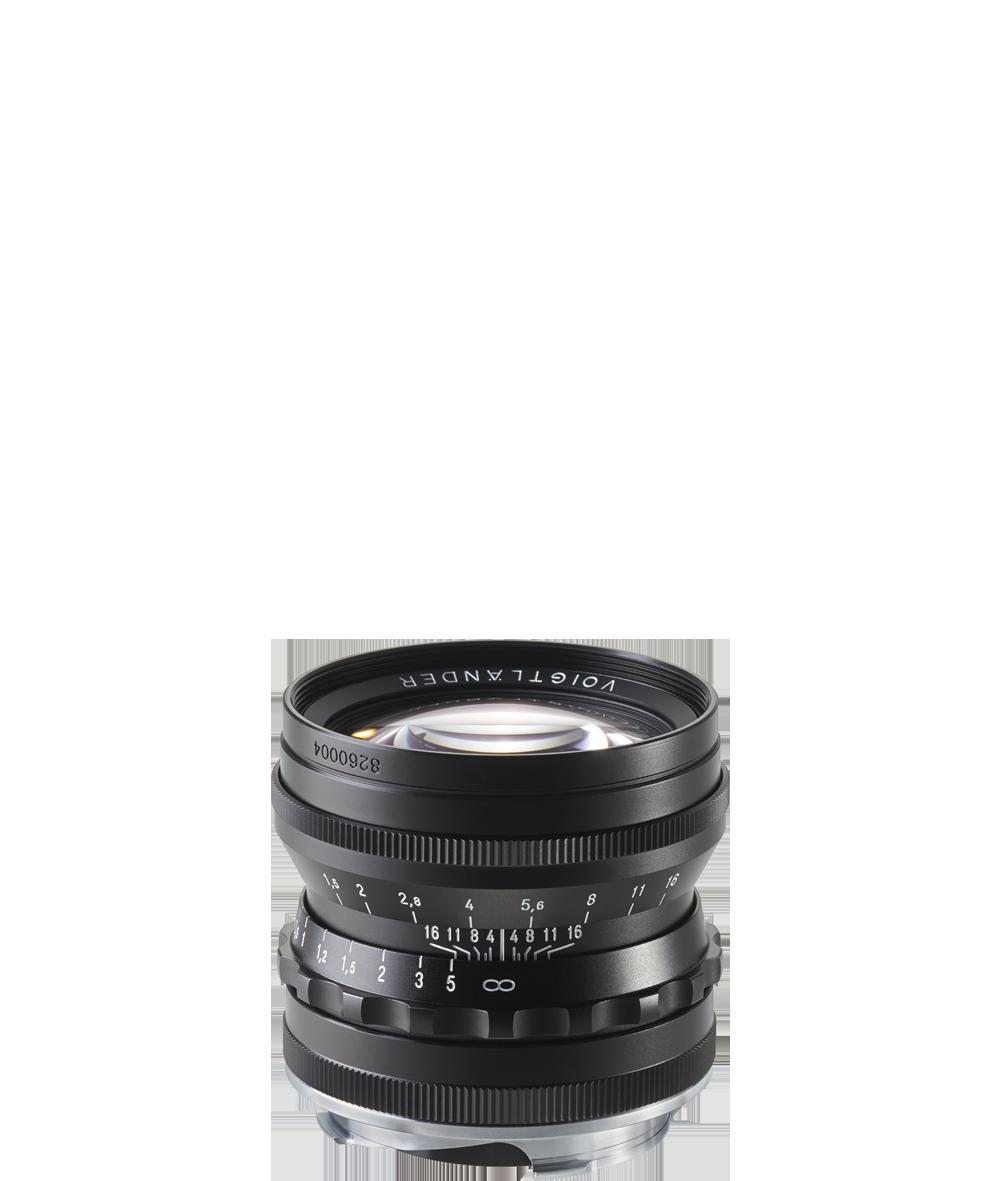 50 mm/1:5 Nokton