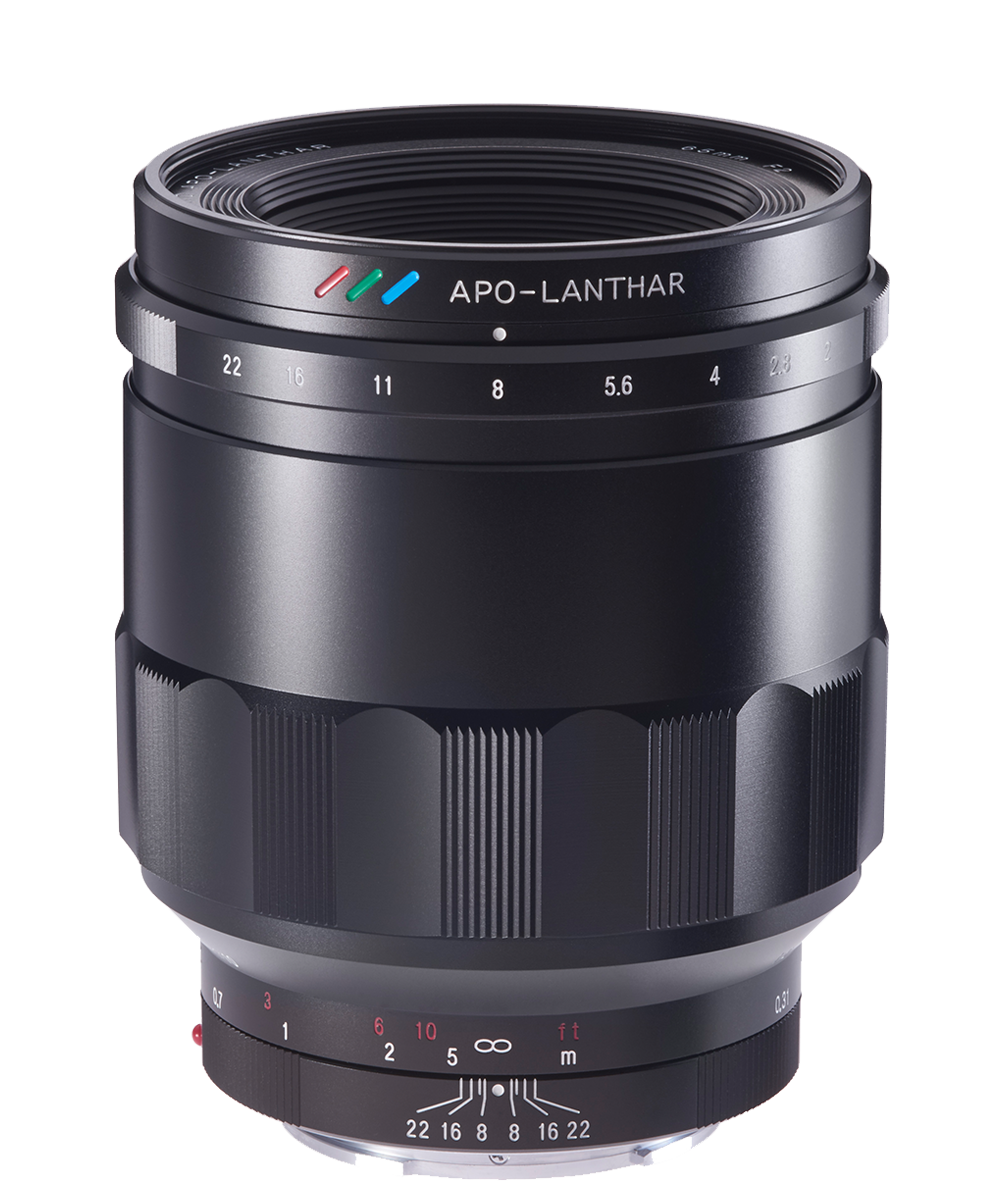 65mm/1:2 Macro APO LANTHAR aspherical