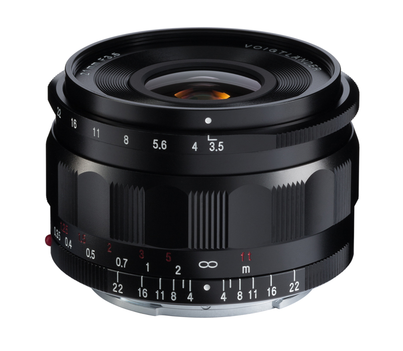 15 mm/1:4.5 Super Wide Heliar aspherical III