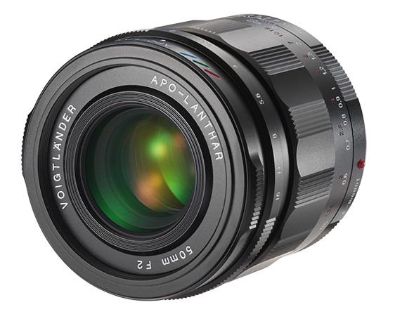 50 mm/1:2,0 Apo Lanthar E