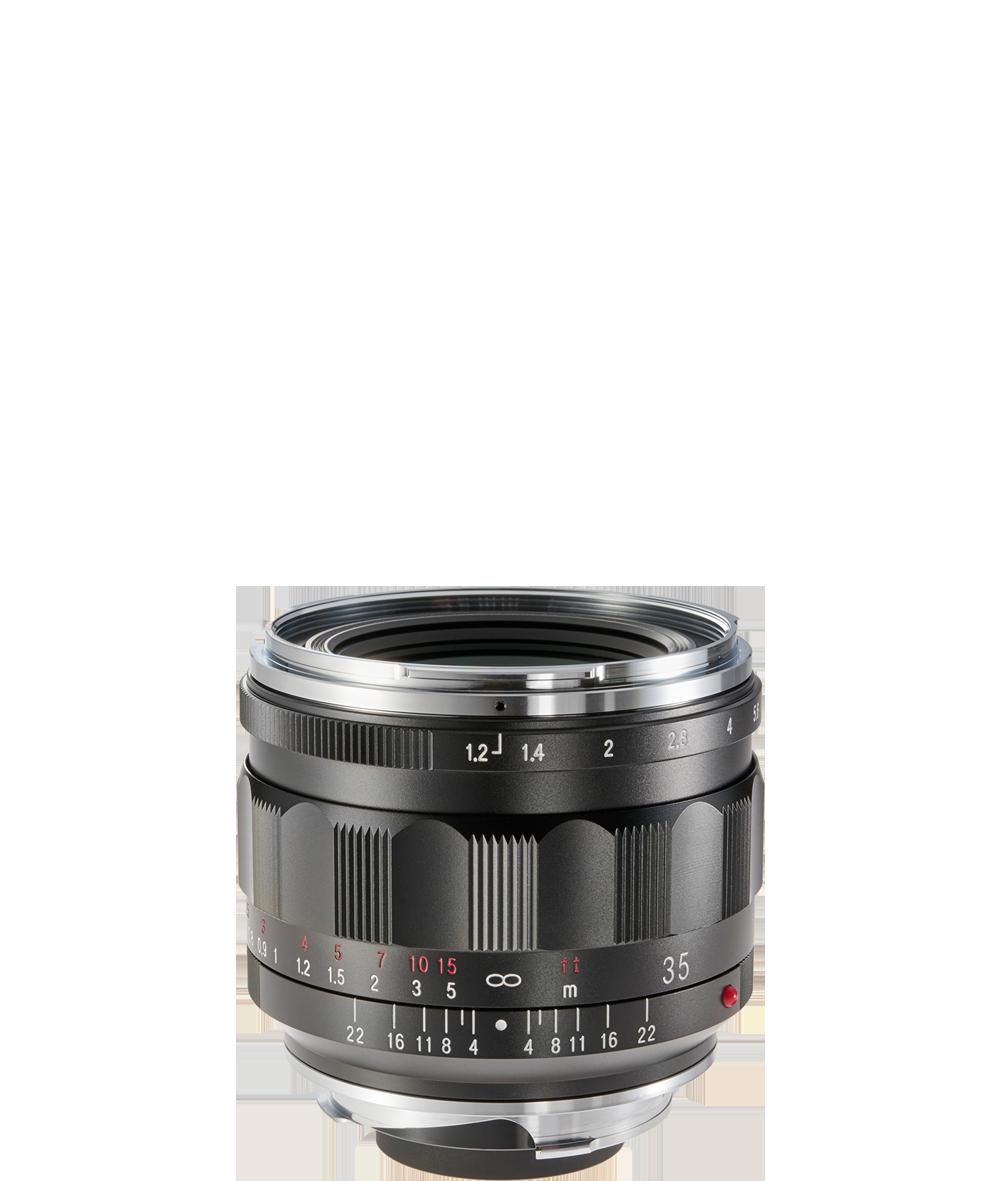 35 mm/1:1.2 Nokton III