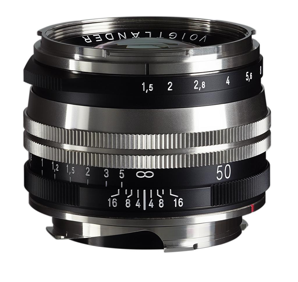 50 mm/1:1,5 Nokton