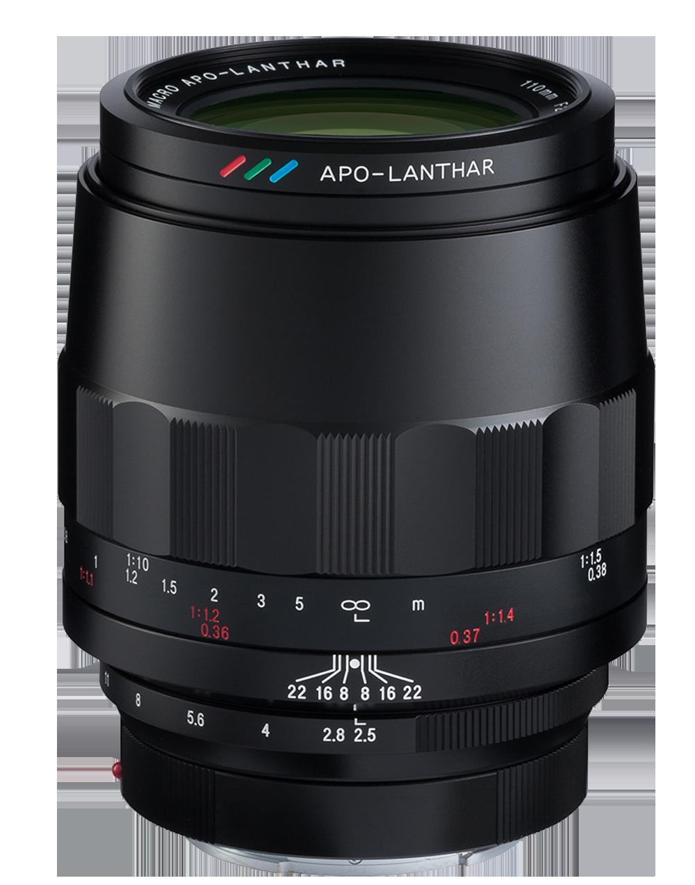 110mm/1:2,5 Macro APO-LANTHAR