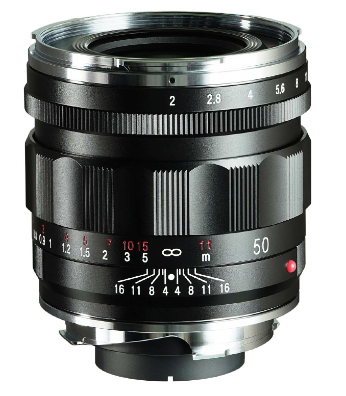 50mm / 1:2,0 APO-Lanthar asphärisch VM