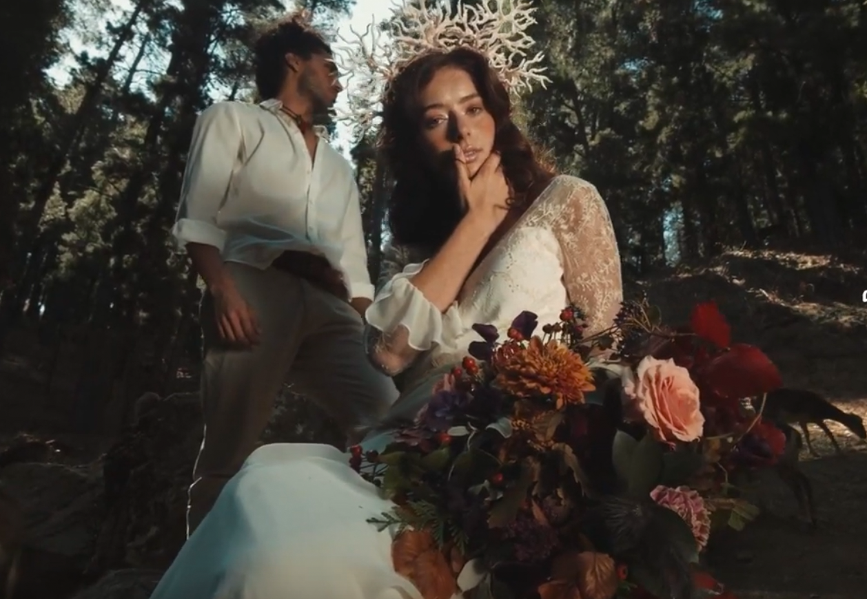 Lua Araujo: A Fairytale Elopement in the Wonderland – Teaser