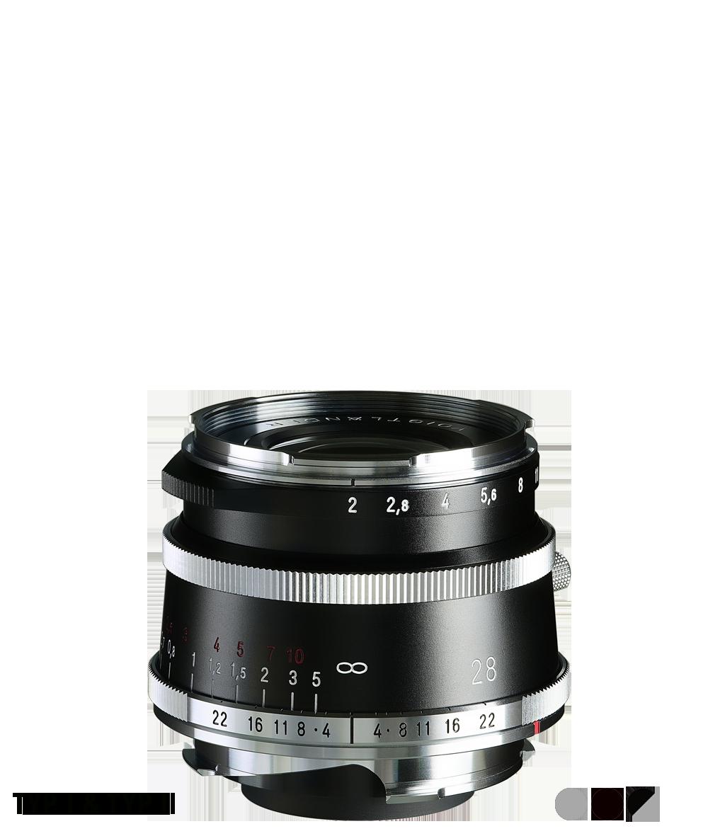 28 mm/1:2.0 Ultron