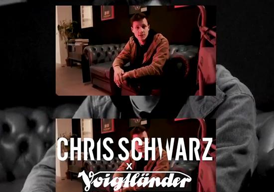 Chris Schwarz x Voigtländer