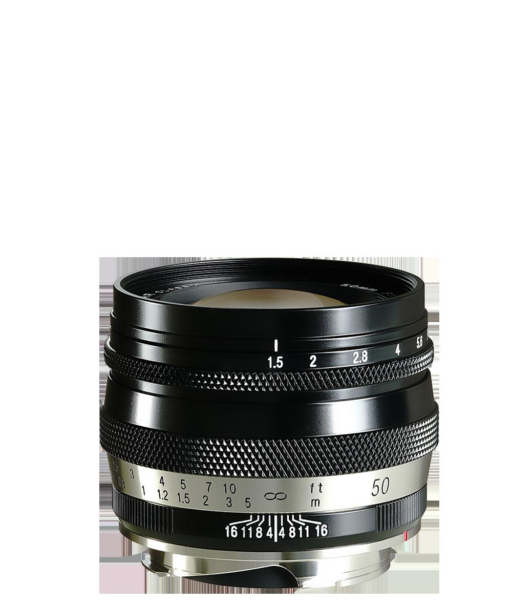 75 mm/1:1,5 Nokton