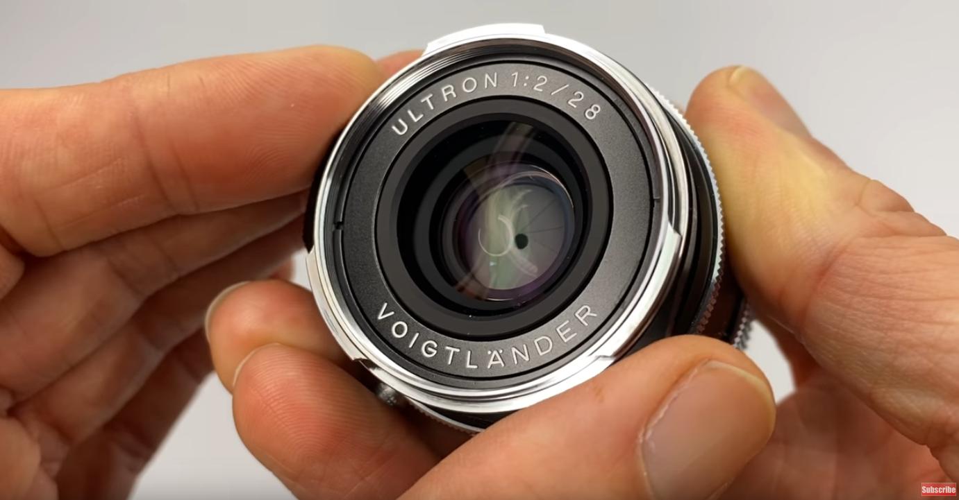 Matt Osborne / Review 28mm f2,0 Ultron VM